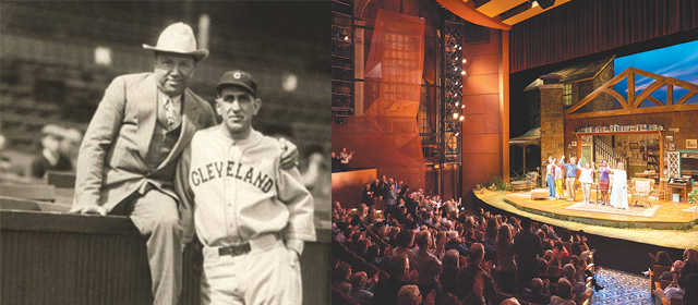 Baseball Heritage Museum and Allen Theatre at Playhouse Square