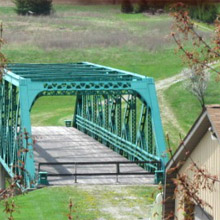 Medina County bridge