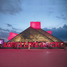 Rock Hall - Outside View