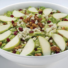 Buca apple gorgonzola salad