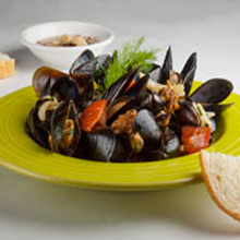 Grovewood mussels