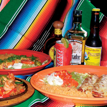 Cozumel Mexican dishes