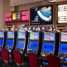 Horseshoe Casino slots