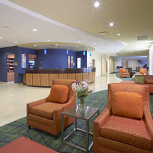 Fairfield Beachwood lobby