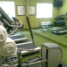 Fairfield Inn Canton fitness center