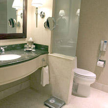InterContinental guest bath