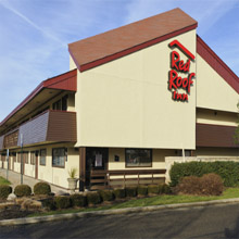 Good Red Roof Inn Canton Exterior