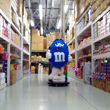 b.a. Sweeties M&M